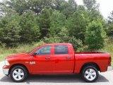 2020 Flame Red Ram 1500 Classic Tradesman Crew Cab 4x4 #138799804