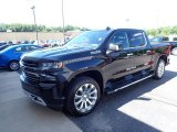 2020 Black Chevrolet Silverado 1500 High Country Crew Cab 4x4 #138800761