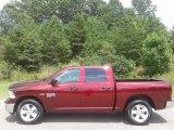 2020 Delmonico Red Pearl Ram 1500 Classic Tradesman Crew Cab 4x4 #138799788