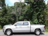 2020 Billet Silver Metallic Ram 1500 Laramie Crew Cab 4x4 #138799776