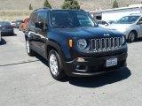 2018 Black Jeep Renegade Latitude #138801377