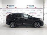 2020 Crystal Black Pearl Honda CR-V EX AWD #138800402