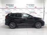 2020 Crystal Black Pearl Honda CR-V EX AWD #138800398