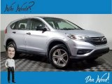 2015 Alabaster Silver Metallic Honda CR-V LX AWD #138801364