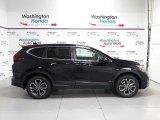 2020 Crystal Black Pearl Honda CR-V EX AWD #138800394