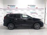 2020 Crystal Black Pearl Honda CR-V EX AWD #138800392