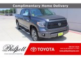 2020 Magnetic Gray Metallic Toyota Tundra Platinum CrewMax 4x4 #138801078