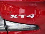 Cadillac XT4 2019 Badges and Logos
