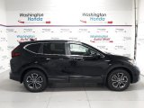 2020 Crystal Black Pearl Honda CR-V EX AWD Hybrid #138800383
