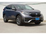 2020 Modern Steel Metallic Honda CR-V EX-L AWD Hybrid #138800697