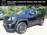 2020 Black Jeep Renegade Sport 4x4 #138800319