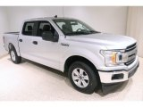 2019 Ingot Silver Ford F150 XLT SuperCrew #138801931