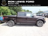 2020 Magma Red Ford F150 XLT SuperCrew 4x4 #138800274