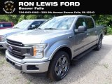 2020 Iconic Silver Ford F150 XLT SuperCrew 4x4 #138800271