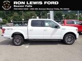 2020 Oxford White Ford F150 XLT SuperCrew 4x4 #138800269
