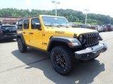 2020 Jeep Wrangler Unlimited Hellayella