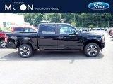 2020 Agate Black Ford F150 XL SuperCrew 4x4 #138800904