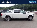 Star White Ford F150 in 2020