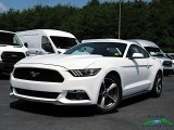 2016 Oxford White Ford Mustang V6 Coupe #138960546