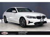 2020 Alpine White BMW 3 Series 330i Sedan #138960684