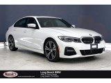 2020 Alpine White BMW 3 Series 330i Sedan #138960681