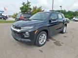 Chevrolet TrailBlazer Data, Info and Specs