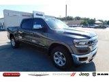 2020 Granite Crystal Metallic Ram 1500 Laramie Crew Cab 4x4 #138960738