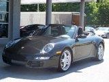 2008 Black Porsche 911 Carrera S Cabriolet #156466