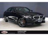 2020 Jet Black BMW 3 Series 330i Sedan #138974563