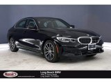 2020 Jet Black BMW 3 Series 330i Sedan #138974562
