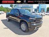 2020 Black Chevrolet Silverado 1500 RST Crew Cab 4x4 #138988462