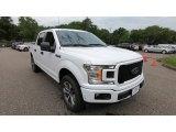 2020 Oxford White Ford F150 STX SuperCrew 4x4 #138988516