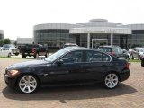 2007 Monaco Blue Metallic BMW 3 Series 335i Sedan #13894922