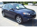 2007 Royal Blue Pearl Acura RDX  #13895547