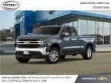 2020 Shadow Gray Metallic Chevrolet Silverado 1500 LT Double Cab 4x4 #139004292
