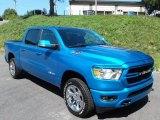 2020 Ram 1500 Hydro Blue Pearl