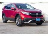 2020 Radiant Red Metallic Honda CR-V EX #139005814