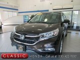 2015 Kona Coffee Metallic Honda CR-V EX AWD #139005972