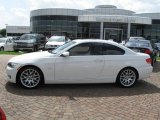 2008 Alpine White BMW 3 Series 328i Coupe #13894884