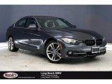 2017 Mineral Grey Metallic BMW 3 Series 330e iPerfomance Sedan #139021687