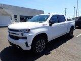 2020 Summit White Chevrolet Silverado 1500 RST Crew Cab 4x4 #139040997