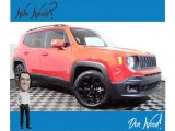 2018 Colorado Red Jeep Renegade Latitude #139041066