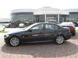 2009 Jet Black BMW 3 Series 328i Sedan #13894885