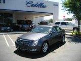 2009 Thunder Gray ChromaFlair Cadillac CTS Sedan #13896577
