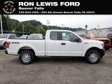 2020 Oxford White Ford F150 XL SuperCab 4x4 #139054004
