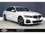 2020 Alpine White BMW 3 Series 330i Sedan #139054162