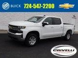 2020 Summit White Chevrolet Silverado 1500 LT Crew Cab 4x4 #139054191