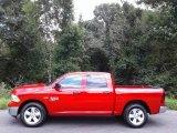 2020 Flame Red Ram 1500 Classic Tradesman Crew Cab 4x4 #139053961