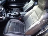 2019 Ford Mustang GT Premium Fastback Front Seat