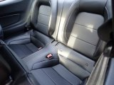 2019 Ford Mustang GT Premium Fastback Rear Seat